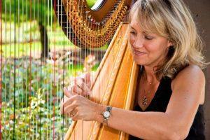 Laura Erickson, West Des Moines Harpist